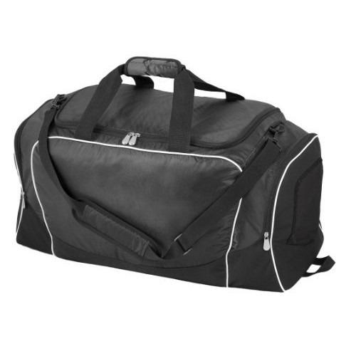 set equipaje campeón deportes personal equipo bolsa negro,