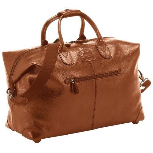 set equipaje de bric equipaje vida pelle 18 pulgadas cargo