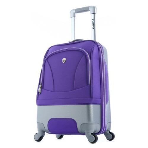 set equipaje olympia equipaje majestic 3 pack ampliable aju