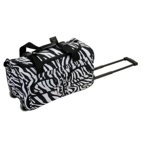 set equipaje rockland equipaje 22 pulgadas de rolling petat