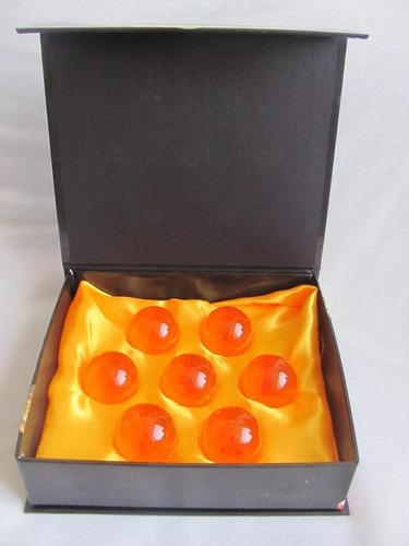 set esferas dragon ball z con estuche