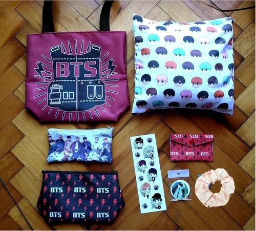 set especial para regalo k-pop bts bt21 kpop oferta