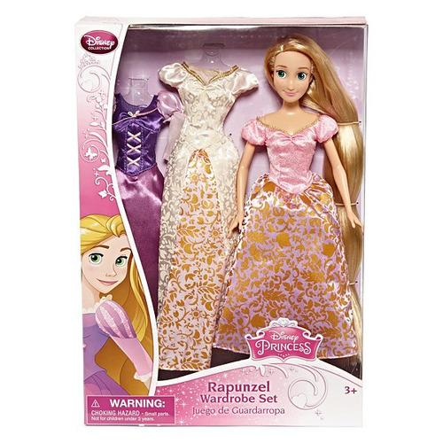 set especial rapunzel wardrobe original disney collection