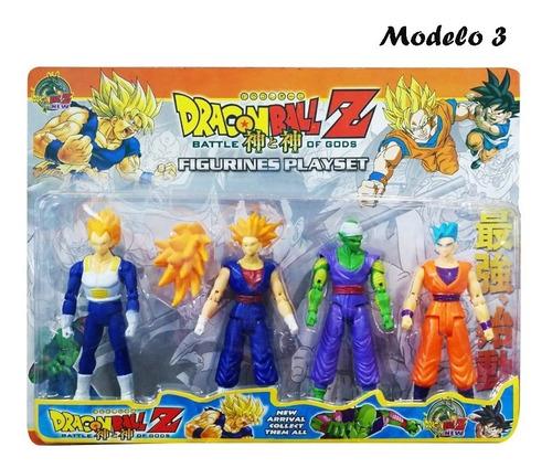 set figuras de acción dragon ball ref. 30013