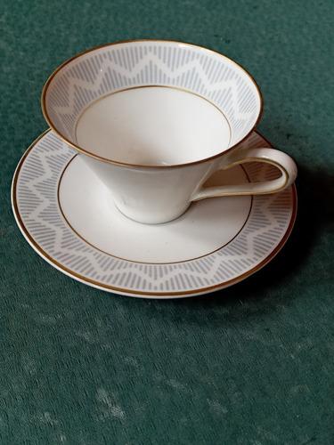 set fino de porcelana para cafe, aleman