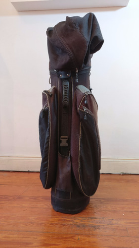 set golf ideal principiante palos macgregor + putter + bolsa
