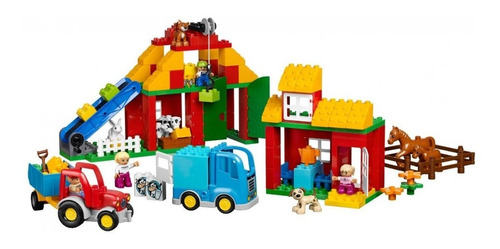 set granja grande lego education