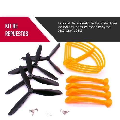 set helices protector patas syma x8c x8w x8g x8hg x8hw x8hc