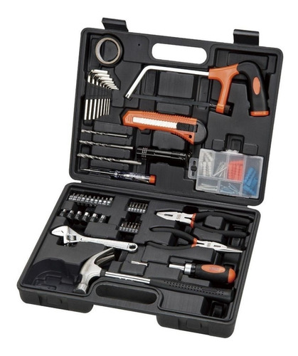 set herramientas 107 piezas bmt107c-la black & decker