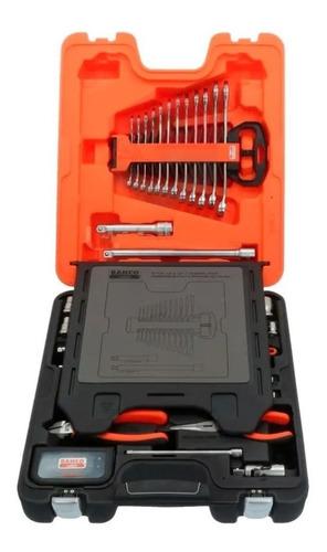 set herramientas bahco llave tubo fijas pinzas crique s81mix