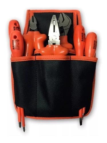 set herramientas dielectrica aislada bahco s1000v-7 cuotas