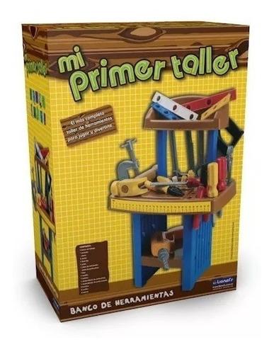 set herramientas mi primer taller lionels juguete babymovil