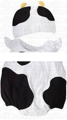 Set Importado Disfraz Body C Gorro Vaquita San Antonio Abeja -   712 ... defc1fcf228