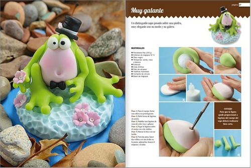 set imprimible creaciones en porcelana fría o masa flexible