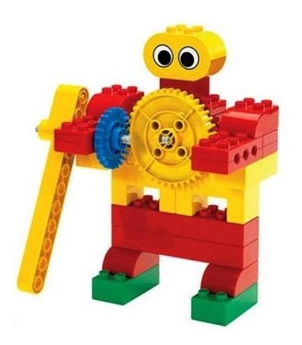 set inicial maquinas simples lego education