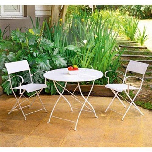 Sillas para balcon great mesa y sillas para balcon pequeo patio edor con mesa y with sillas - Mesa plegable eroski ...