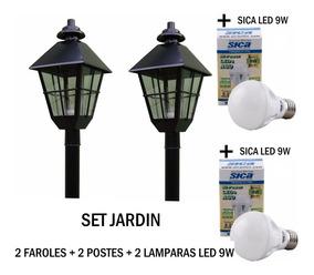 41fcabb50a00 Farolas Jardin - Iluminación para el Hogar en Mercado Libre Argentina