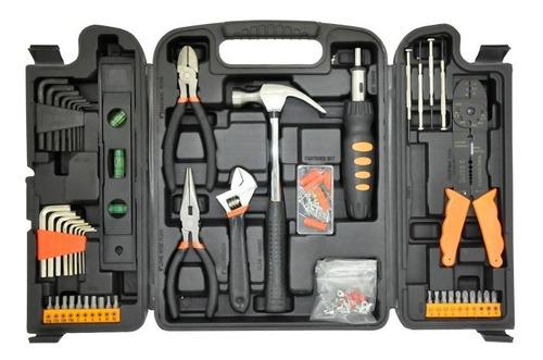 set juego caja de herramientas lusqtoff 129pz rally verashop