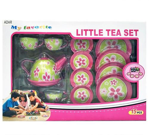 set juego de te mi favorita 15 piezas infant 0873268 bigshop