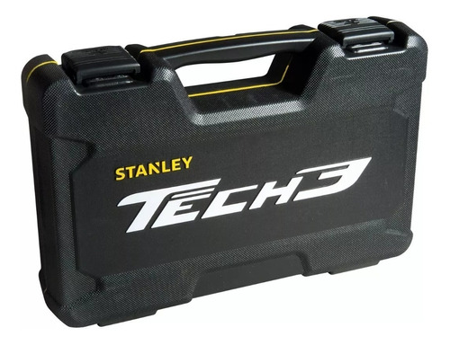 set juego de tubos stanley racing 78pcs 1/4 1/2 mm puntas