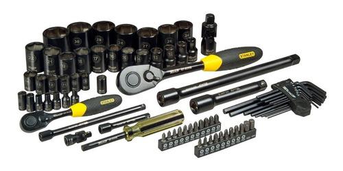 set juego tubos llaves 78 piezas stanley stmt81213-840