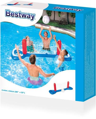 set juego voleyball bestway (6591)