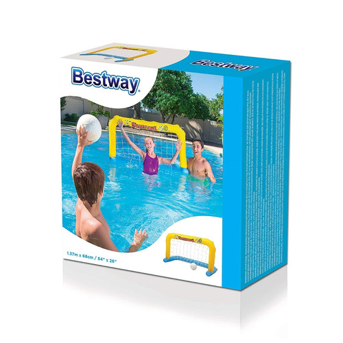 set juego water polo bestway (4950)