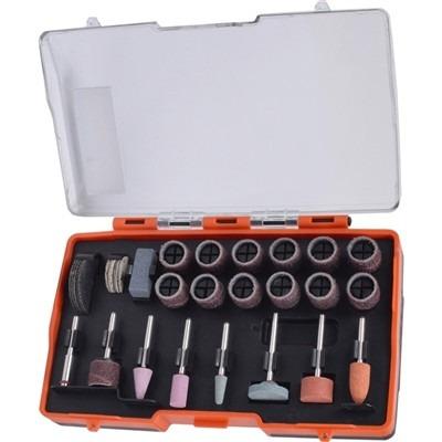 set kit accesorio mini torno 42 piezas black decker