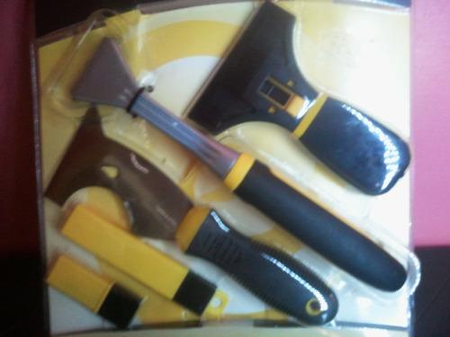 set kit de espatulas de herramientas de 5 piezas