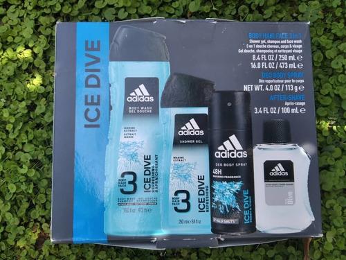set kit ice dive adidas