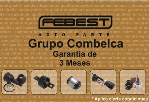 set kit rodamiento y base de amortiguador honda fit 02-13