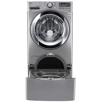 set lavadora/secadora 20kg/11kg wd12vvs6 + minilavadora 3.5k