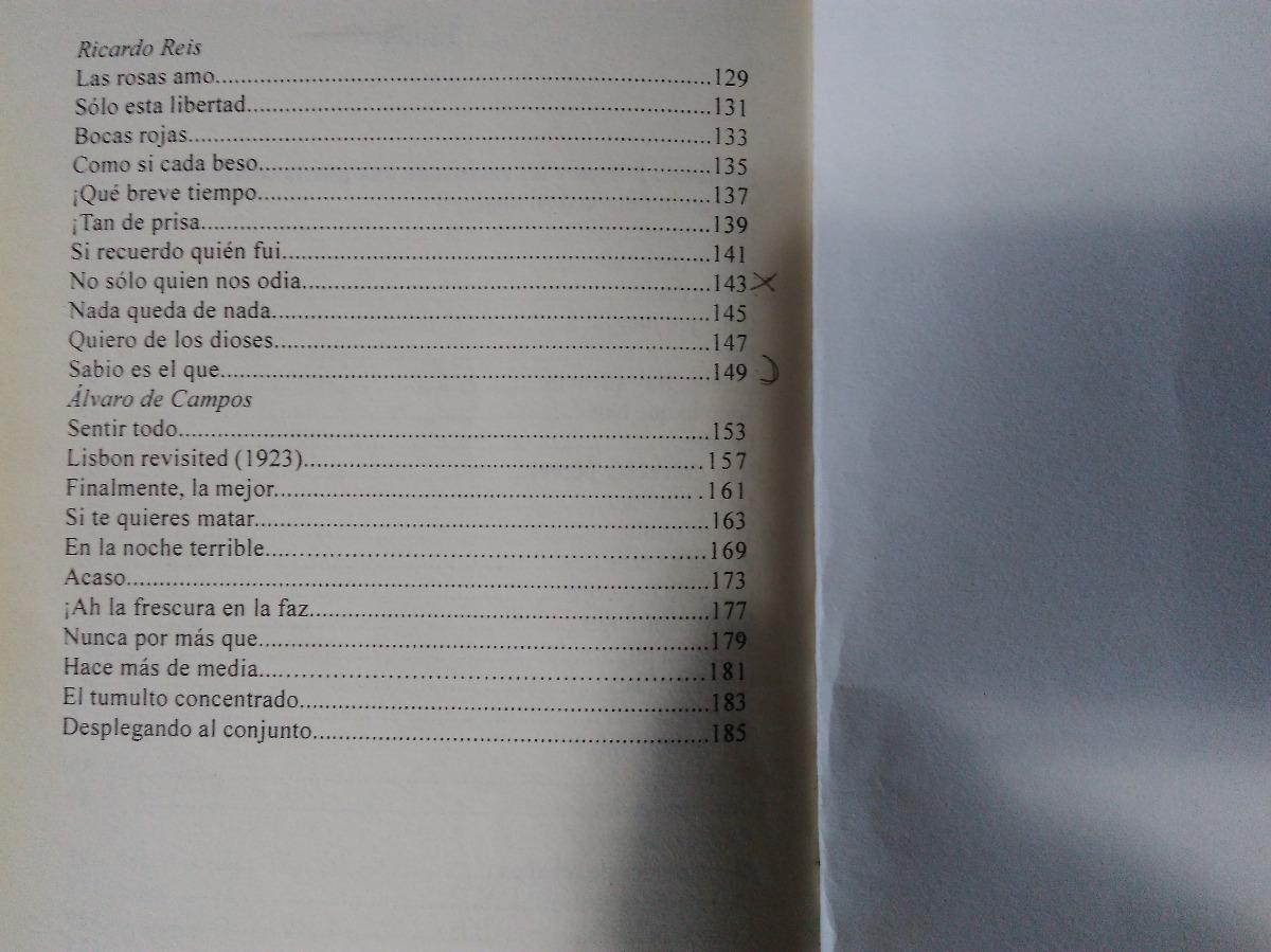 Set Libros De Poemas Federico Garcia Lorca Y Fernando Pessoa 15000