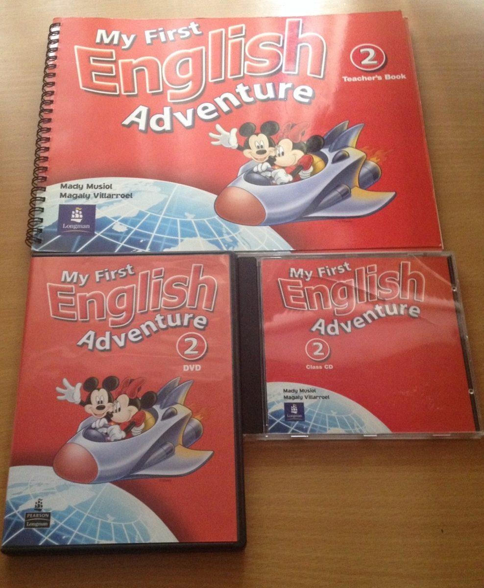 My First English Adventure 2 Teacher Book