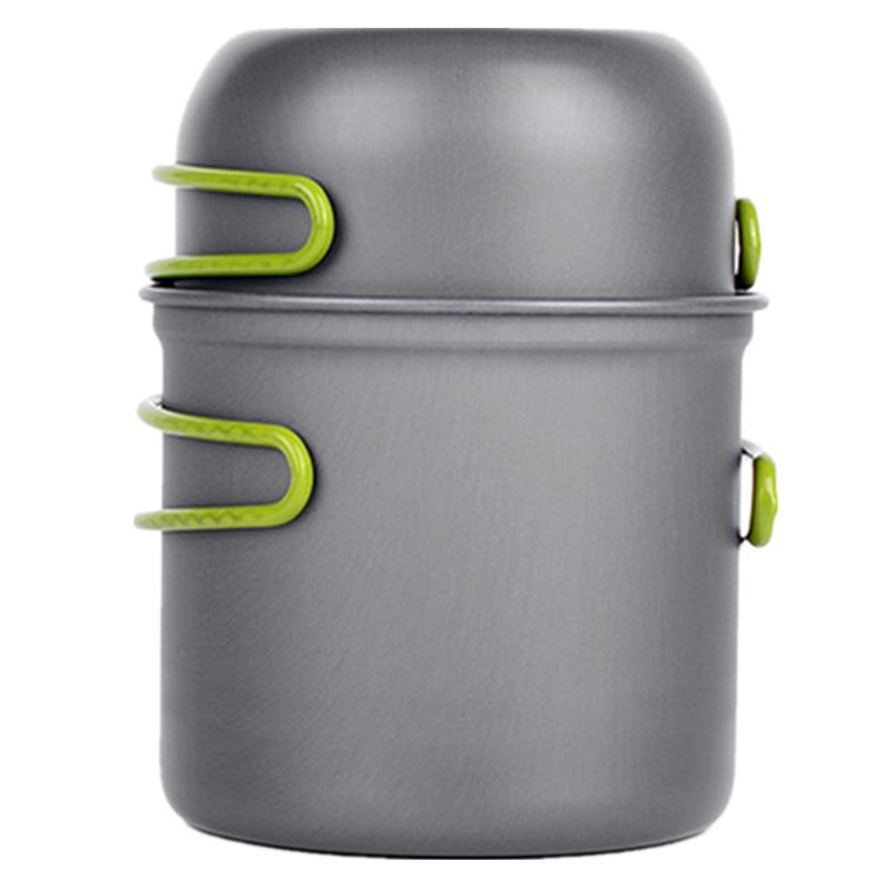 f30d9c57361 set maceta utensilios cocina camping vajilla ligero plegable. Cargando zoom.