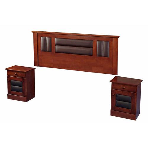 set maderas 2 plazas flex lorraine
