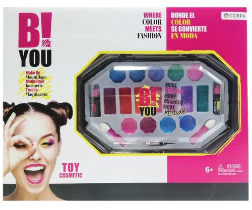 set make up pupa simple b! you barbie (1298)
