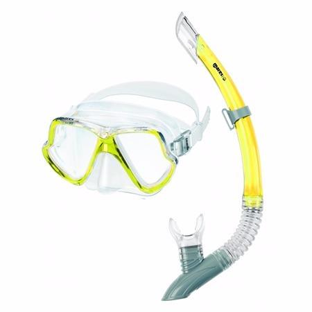 set mares zephir - visor y snorkel
