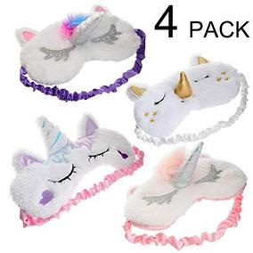Set Mascaras De Dormir Unitalla De Unicornio Oursuperdeals