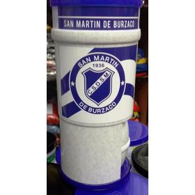 Set Matero De San Martin De Burzaco Tres Piezas En Plastico
