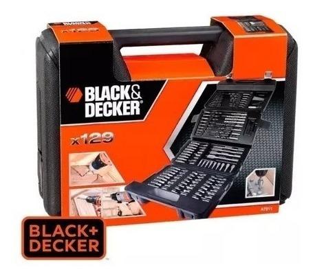 set mechas puntas tubos black decker a7211xj 129 cuotas