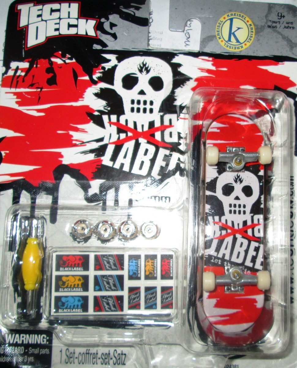 Set Mini Patinetas Tech Deck 96mm Original De Kreisel Bs 4 000 000 00 En Mercado Libre