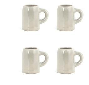 Plata Aluminio 30/x 20/x 15/cm Bialetti 4662/Cafetera de 3/Tazas