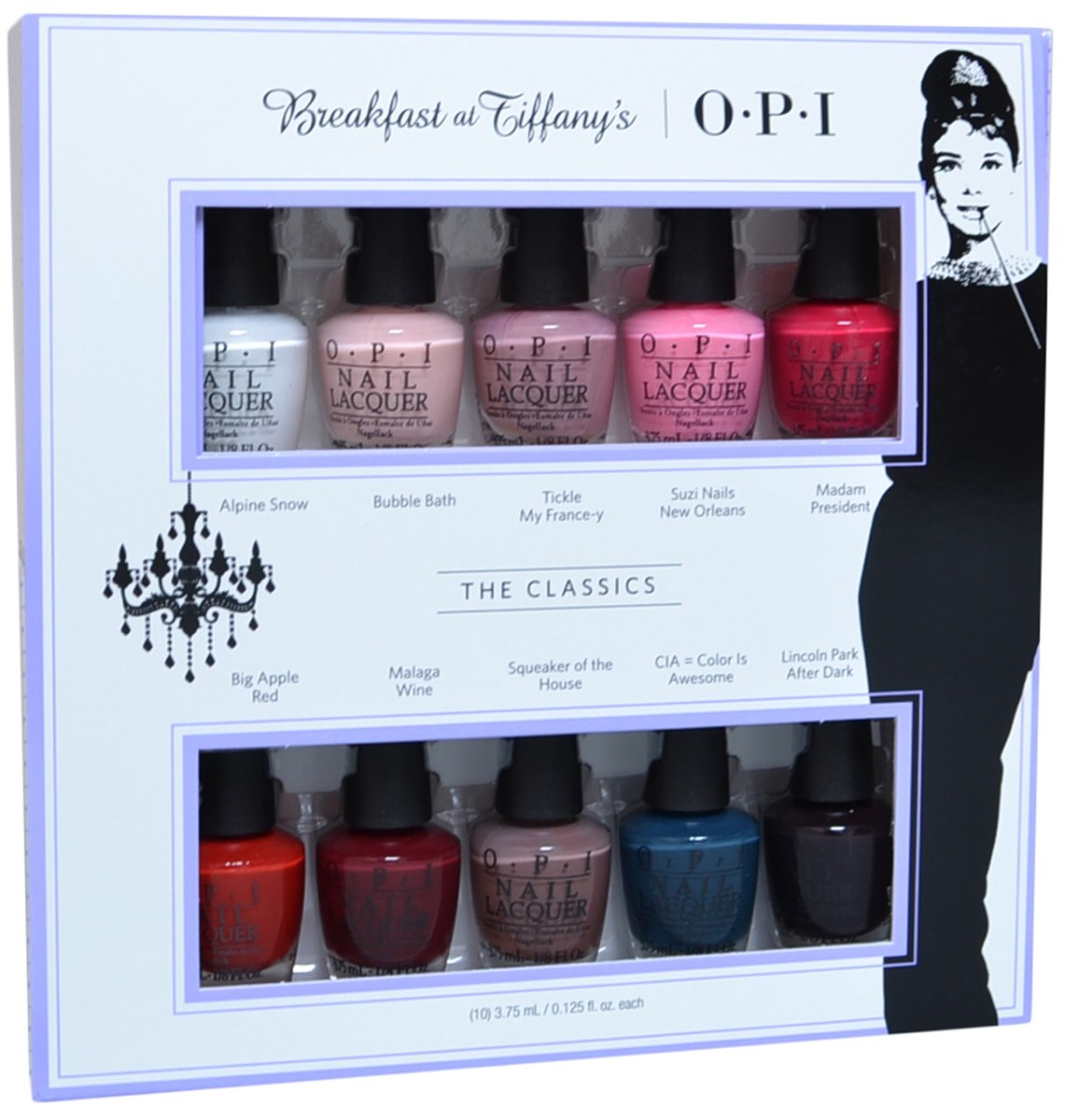 Set Opi Minis Breakfast At Tiffany\'s The Classics. (x10) - $ 900,00 ...