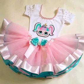 Set Outfit Tutu Lol Lol Surprise De Luxe De Cumpleaños