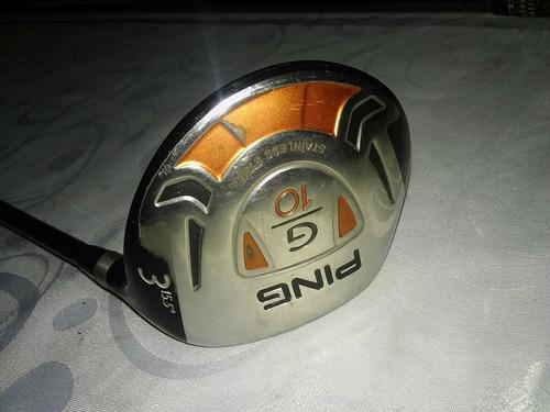 10e0db2966793 Set De 3 Palos De Golf Con Carro. Ping