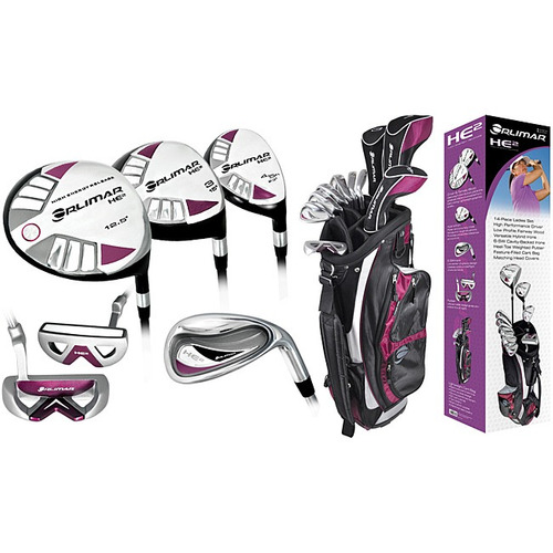 set palos golf completo