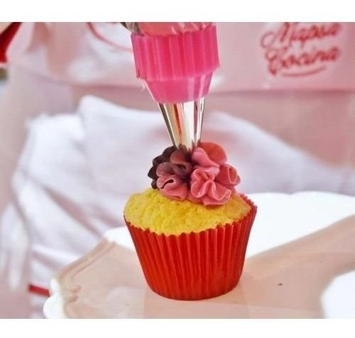 set para decorar cupcakes / muffins parpen