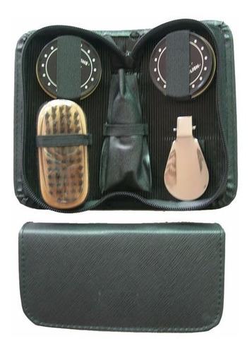 set para lustrado de zapatos viajes regalos empresas