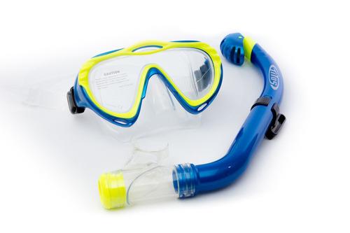 set para snorkeleo tilos jr
